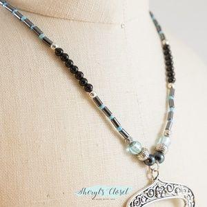 Jewelry - Ladies Fashion Statement Necklace